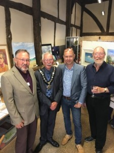 Opening the Summer Exhibition