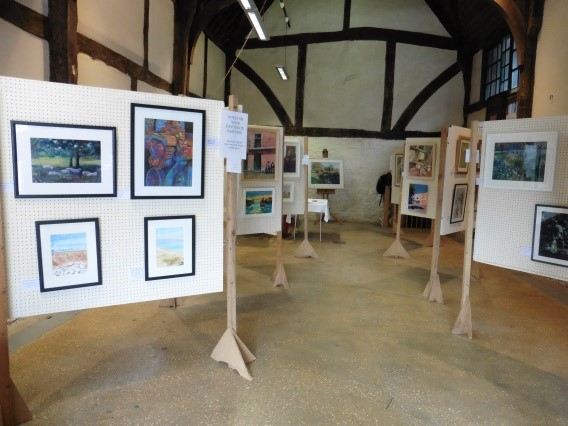 Yelde Hall Exhibition