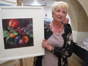 "Best in Show ""Luscious Fruits"" by Glyn Overton"